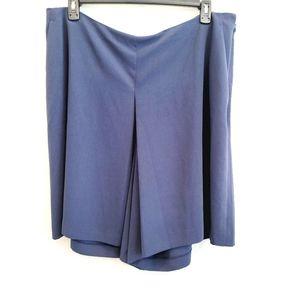 Lauren Ralph Lauren Navy Blue Shorts Size 16W